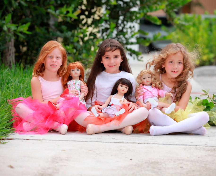 Maru And Friends New Childlike Friendship Dolls